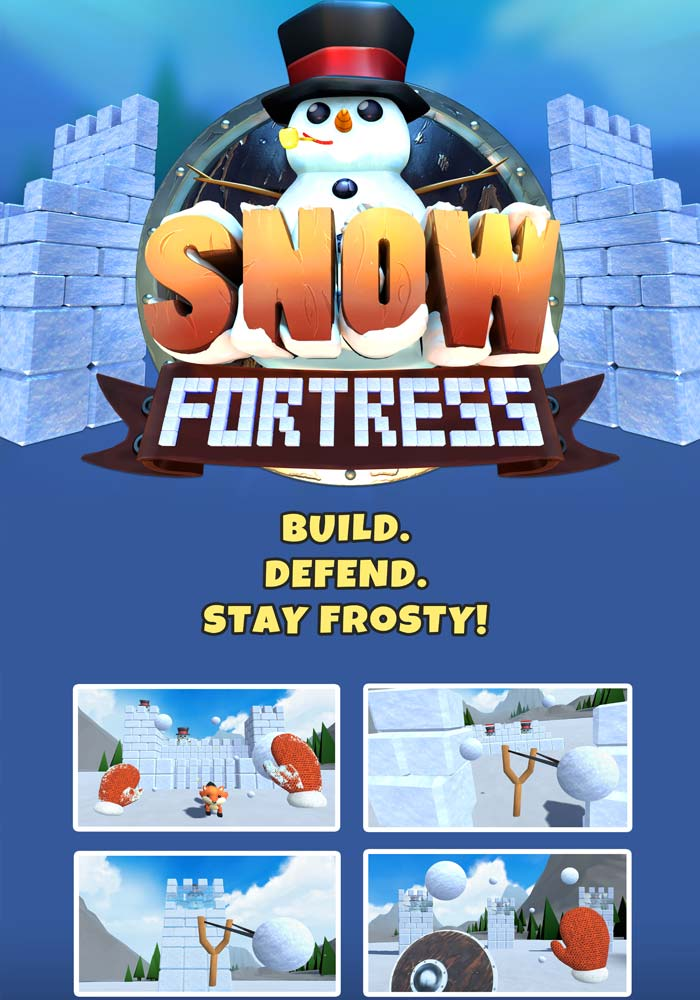 Snow Fortress Arena